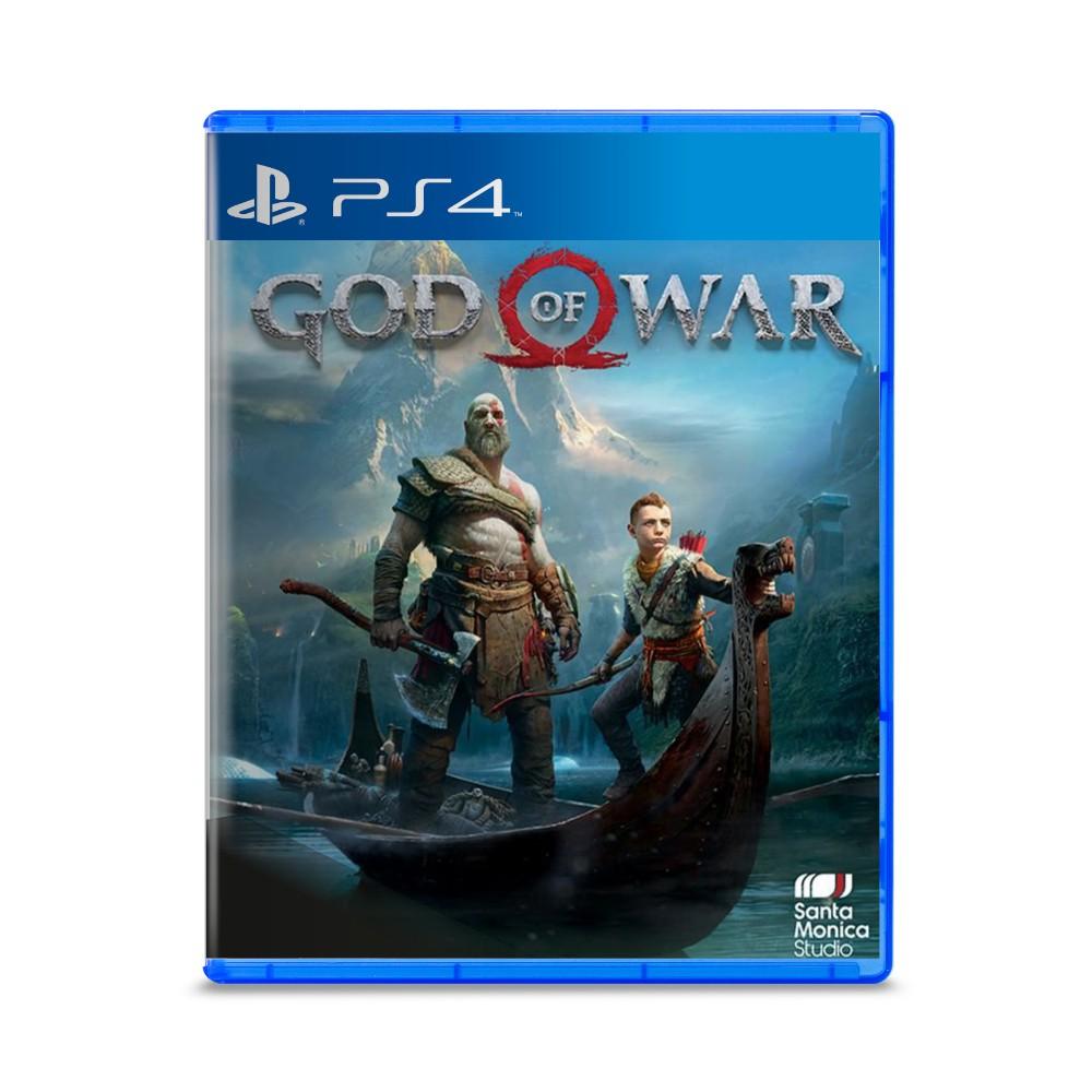 Jogo God of War - PS4