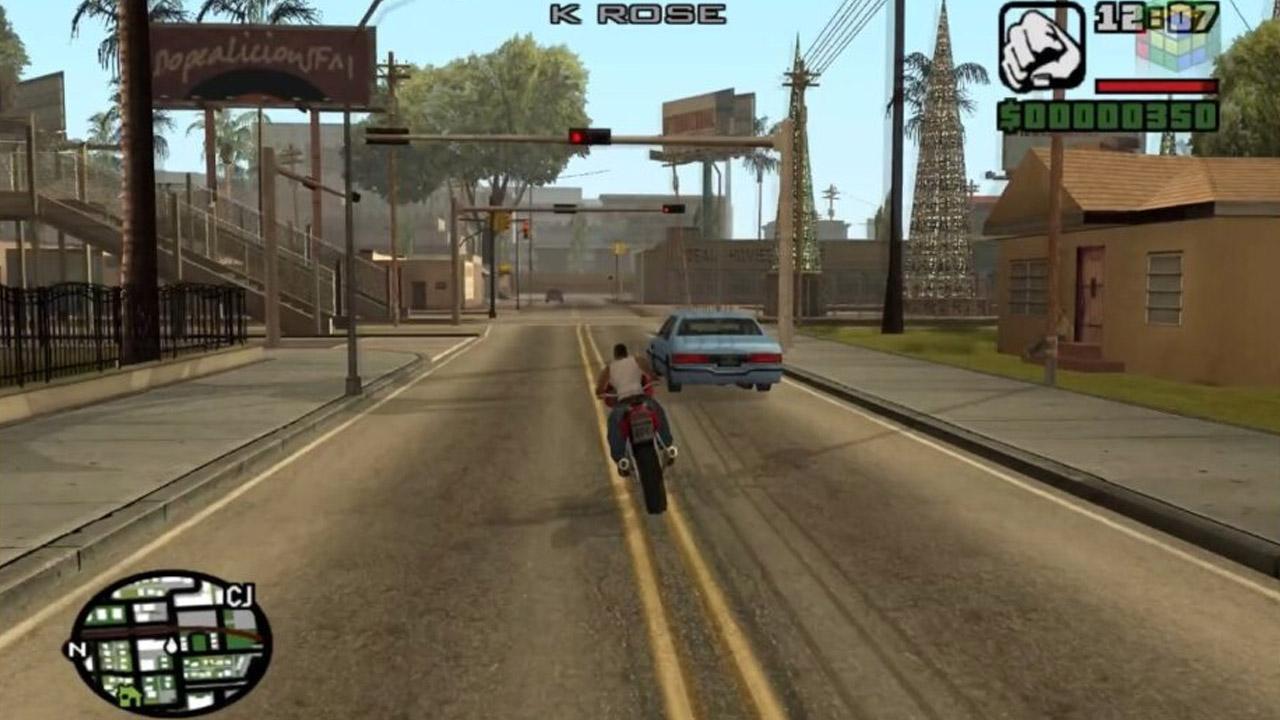 Jogo Grand theft auto San Andreas GTA - Xbox 360