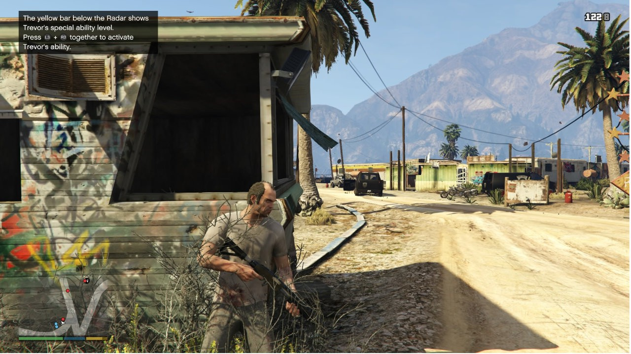 Jogo Grand Theft Auto V GTA - PS4