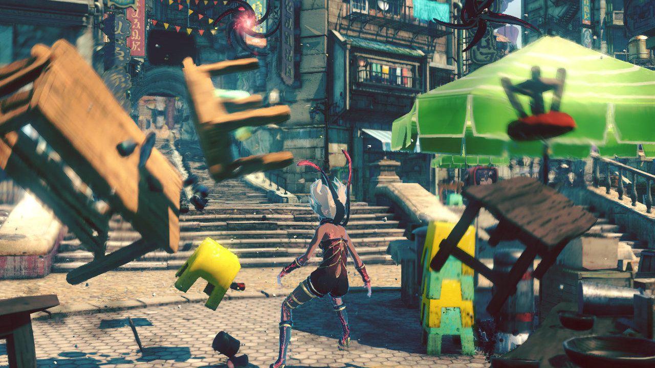 Jogo Gravity Rush 2 - PS4