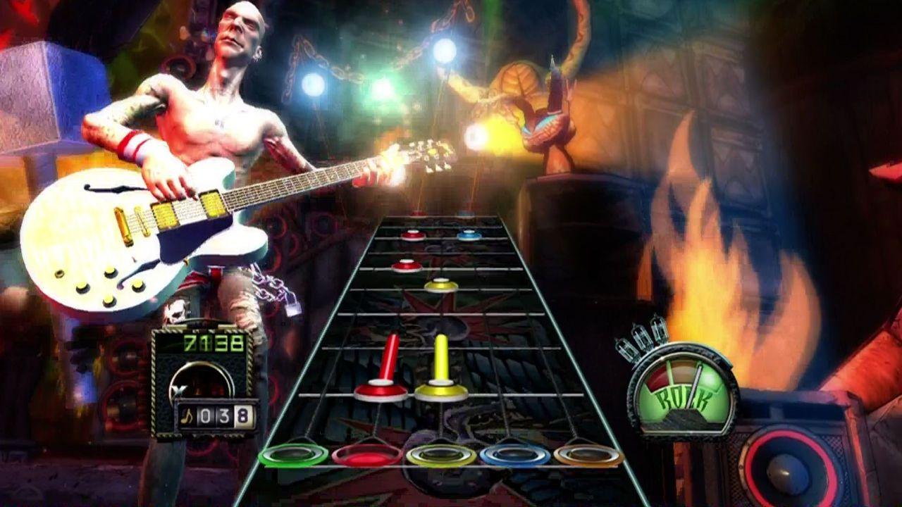 Jogo Guitar Hero 3: Legends Of Rock - Xbox 360