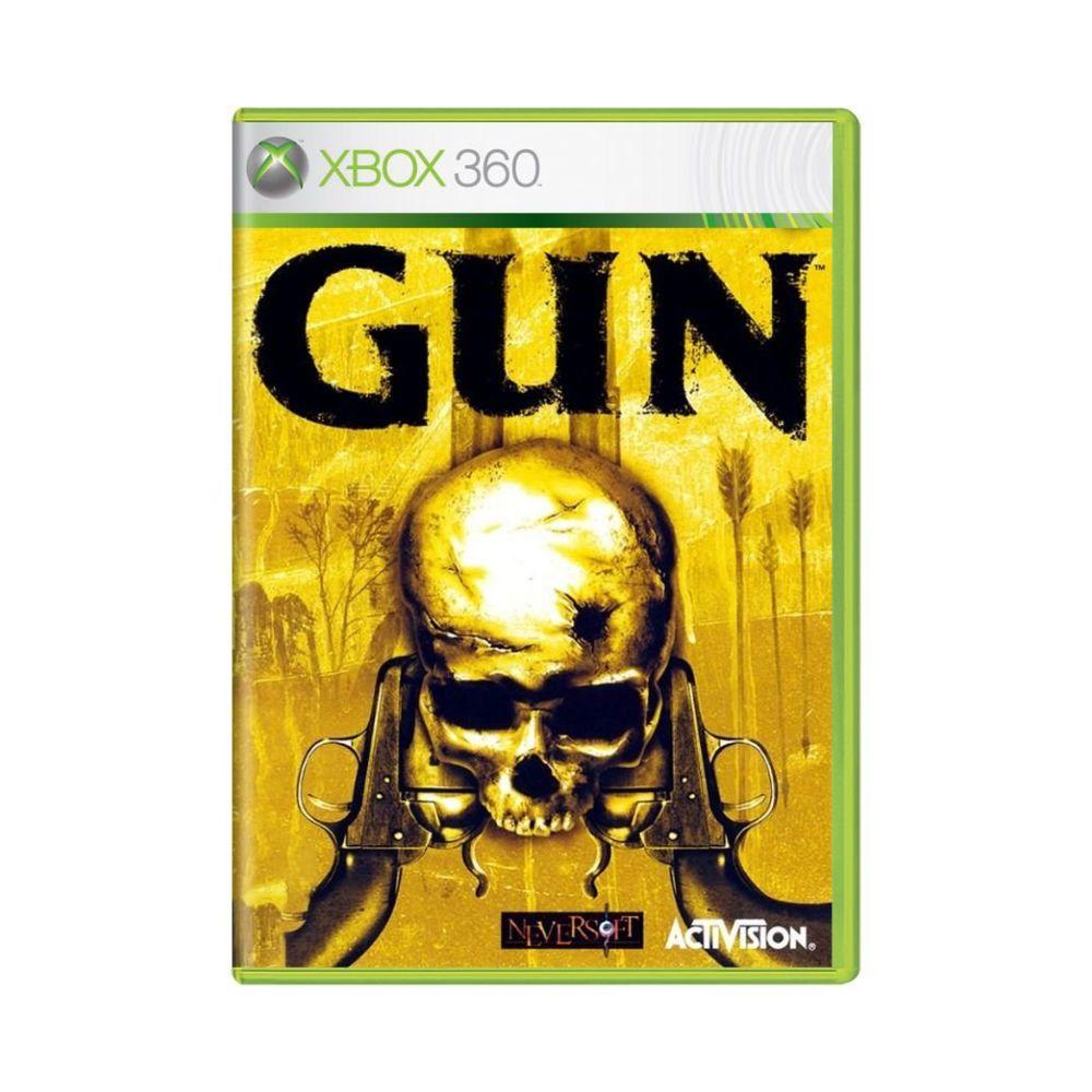 Jogo Gun - Xbox 360