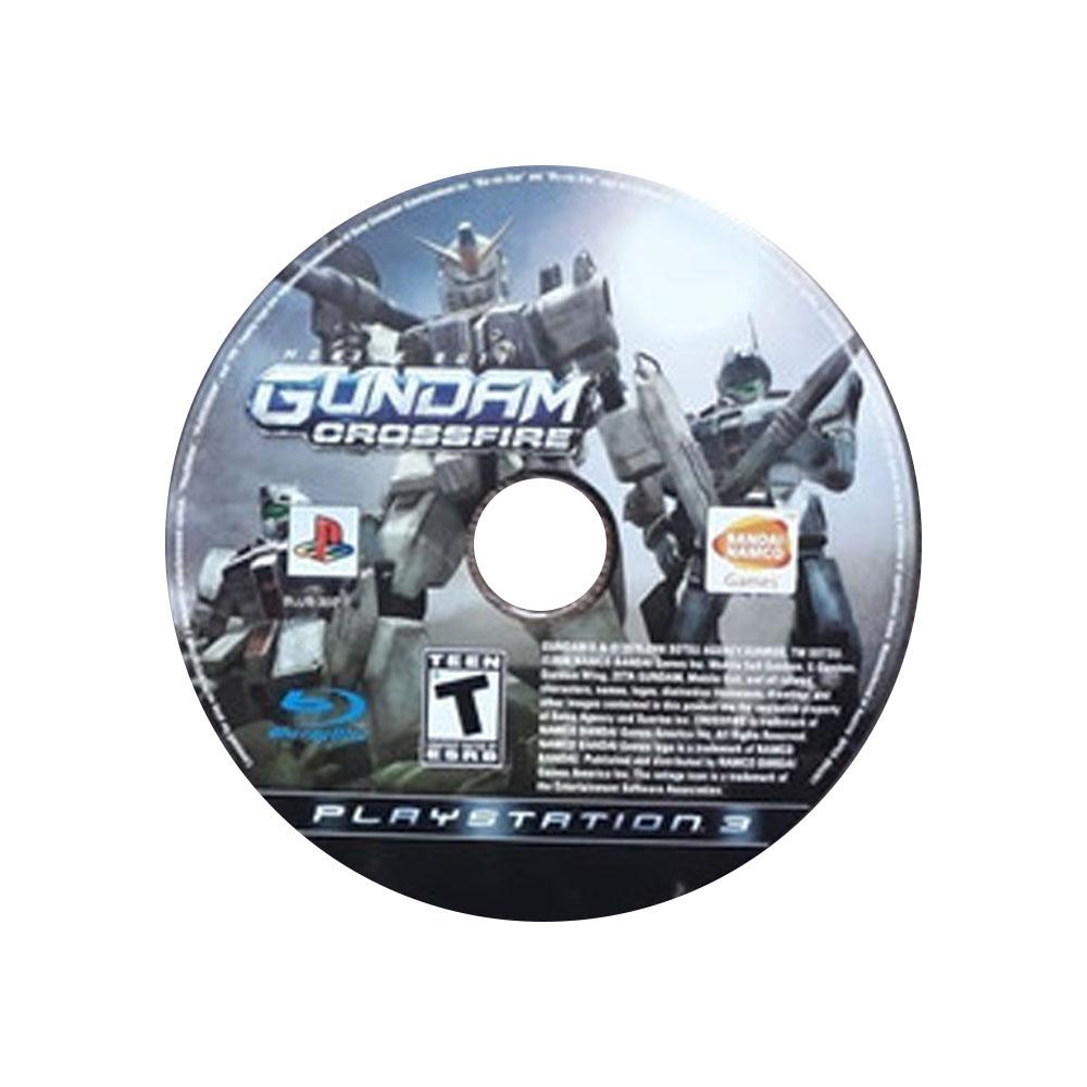 Jogo Gundam Crossfire - PS3 - SEM ENCARTE