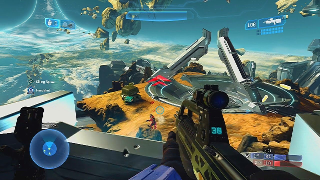 Jogo Halo The Master Chief Collection - Xbox One