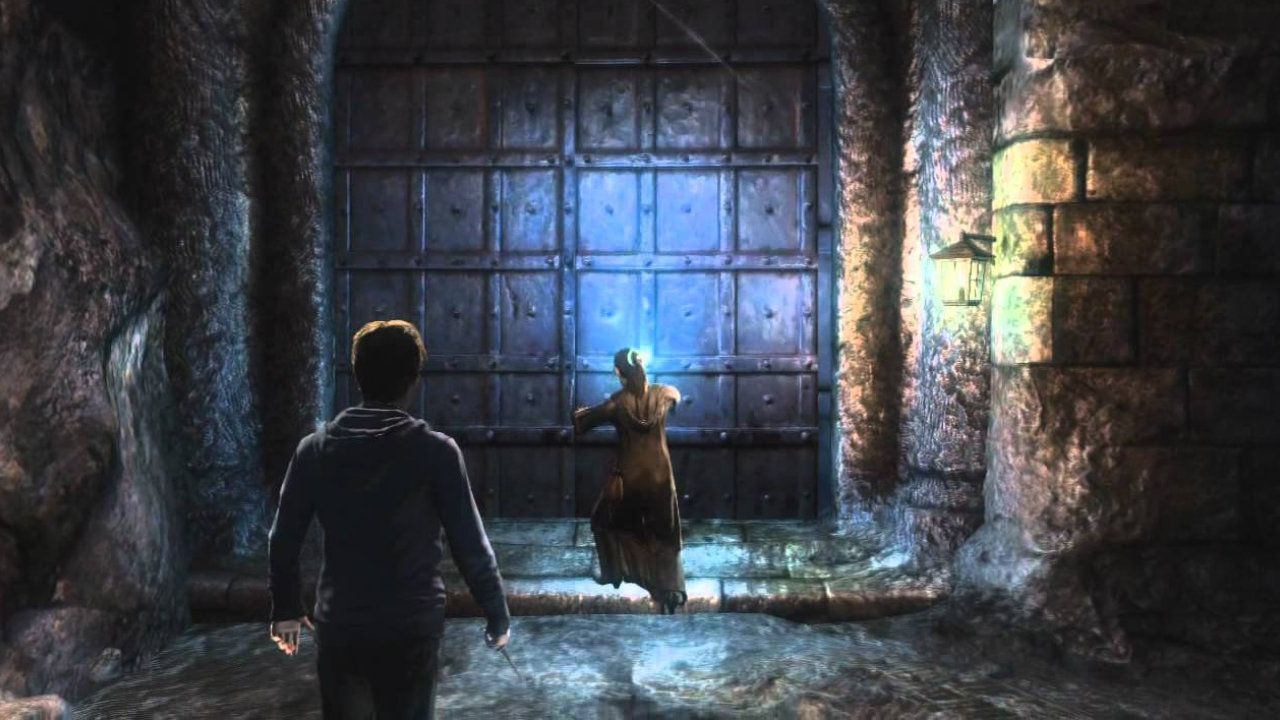 Jogo Harry Potter and the Deathly Hallows Part 2 - Xbox 360