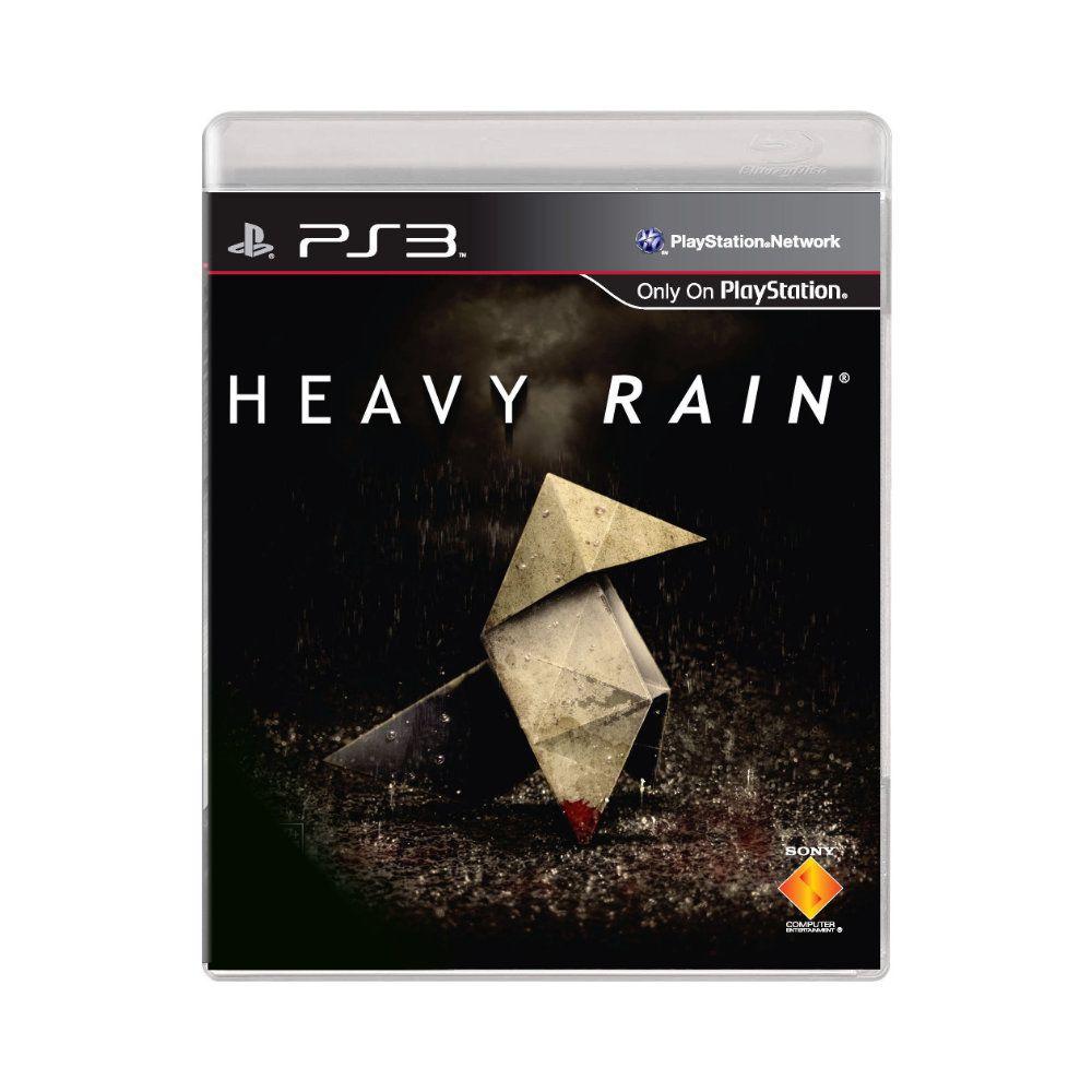 Jogo Heavy Rain - PS3