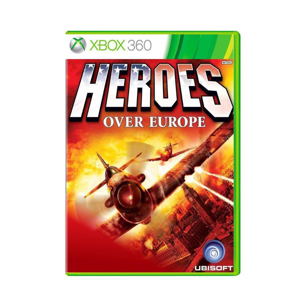 Jogo Heroes Over Europe - Xbox 360