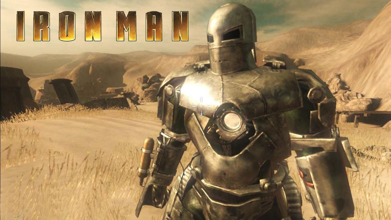 Jogo Homem de Ferro - PS3