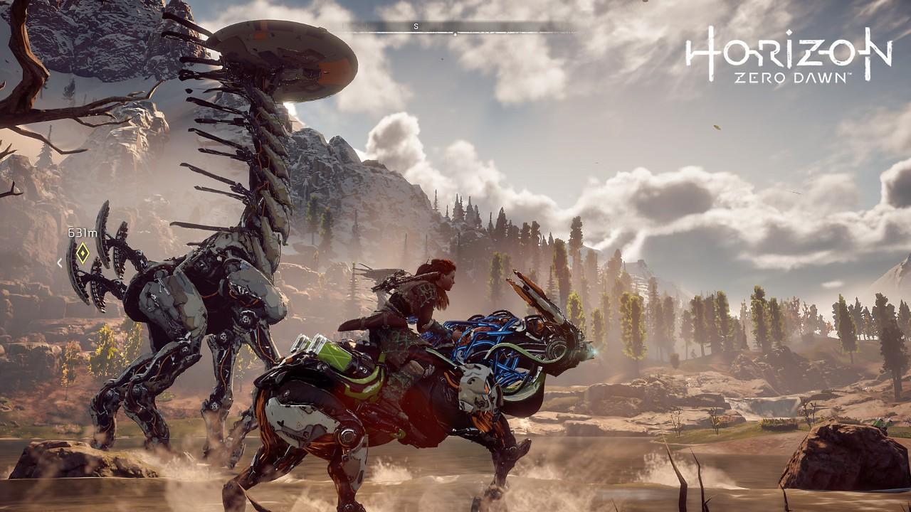 Jogo Horizon Zero Dawn Complete Edition Playstation Hits - PS4