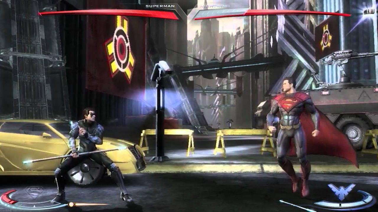 Jogo Injustice God Among Us - Xbox 360