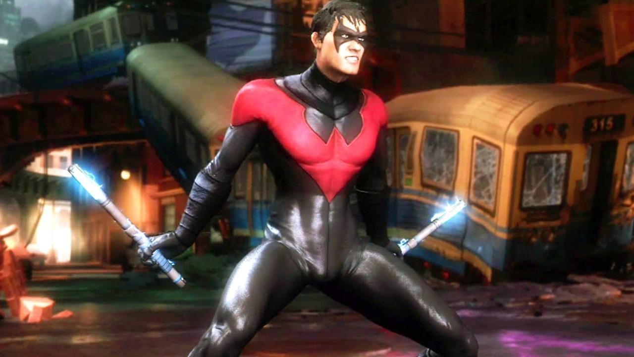 Jogo Injustice Gods Amoung Us + Filme Liga da Justiça Doom - Xbox 360