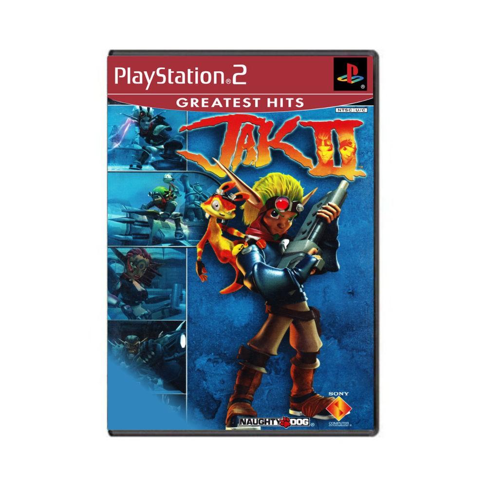 Jogo Jak 2 Greatest Hits - PS2