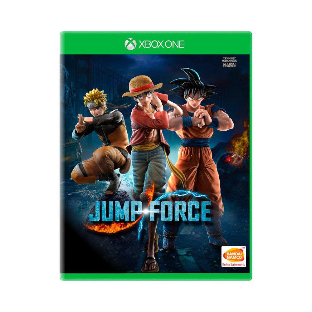 Jogo Jump Force - Xbox One