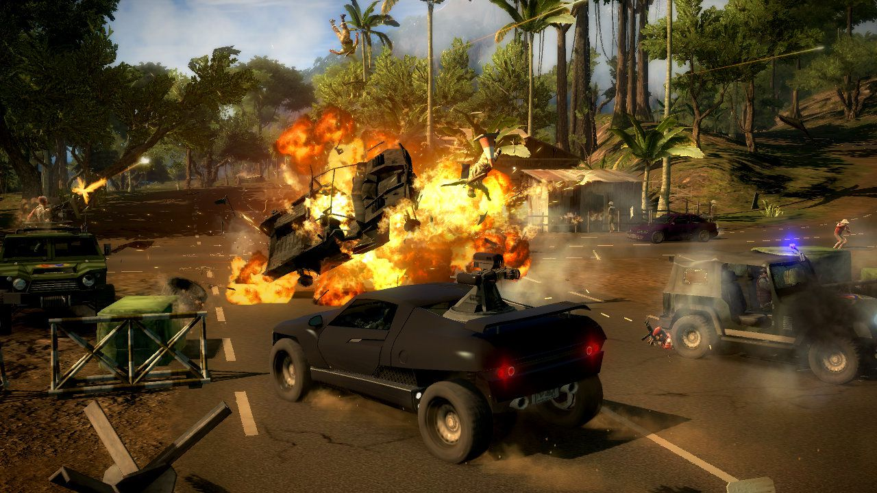 Jogo Just Cause 2 - PS3