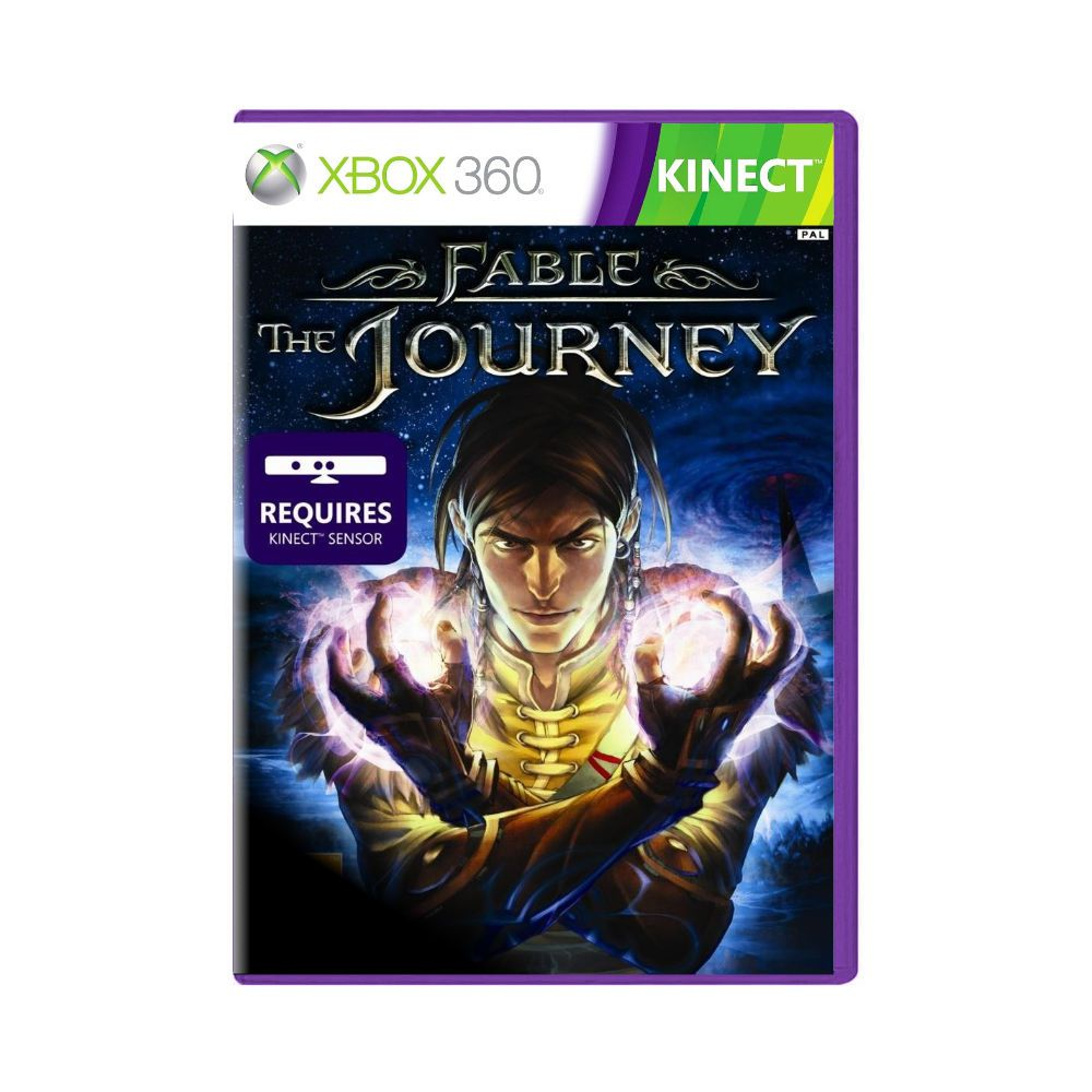 Jogo Kinect Fable The Journey - Xbox 360