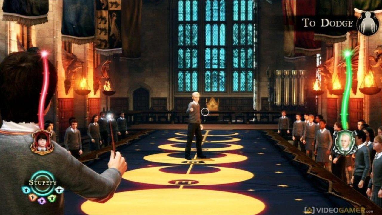 Jogo Kinect Harry Potter - Xbox 360