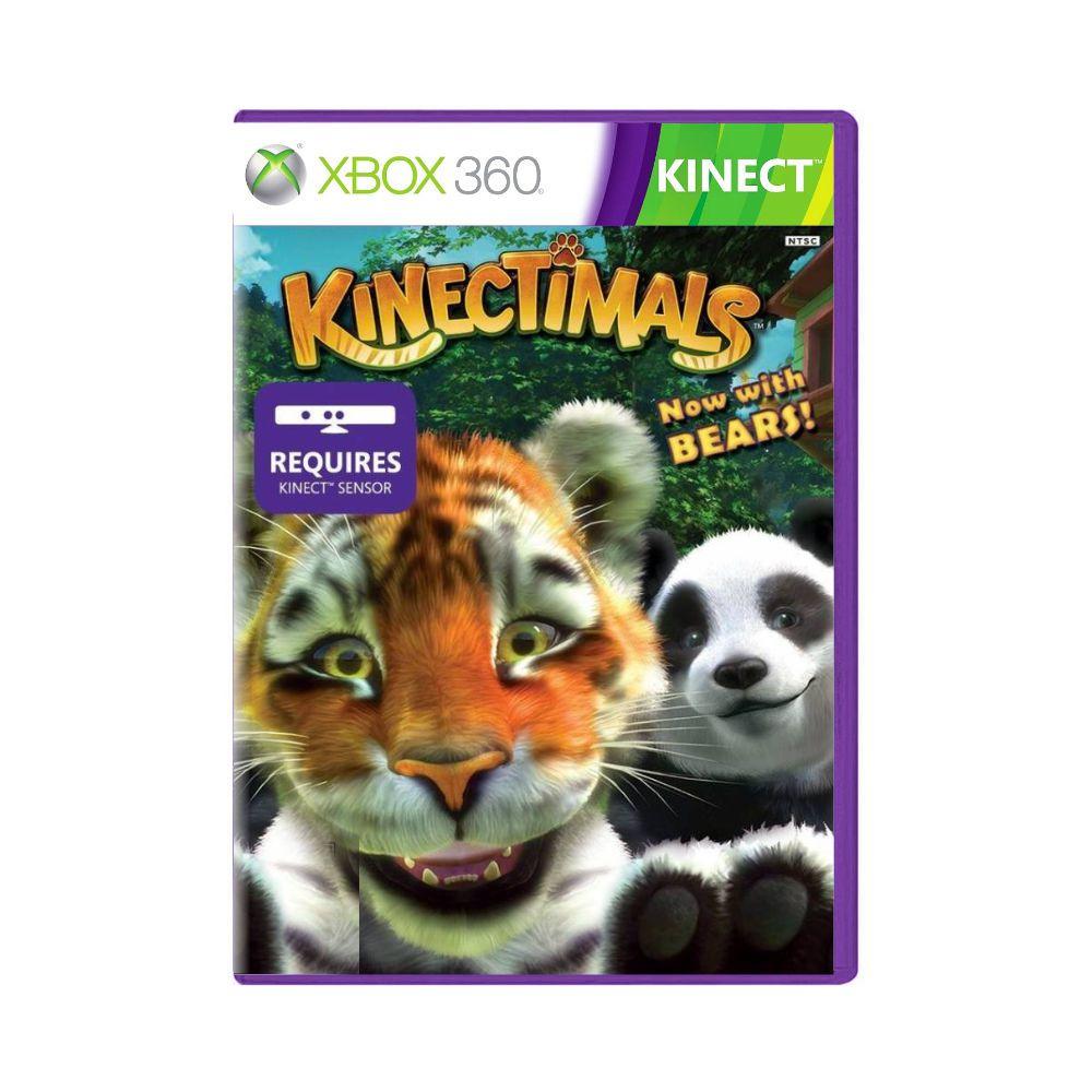 Jogo Kinectimals - Xbox 360
