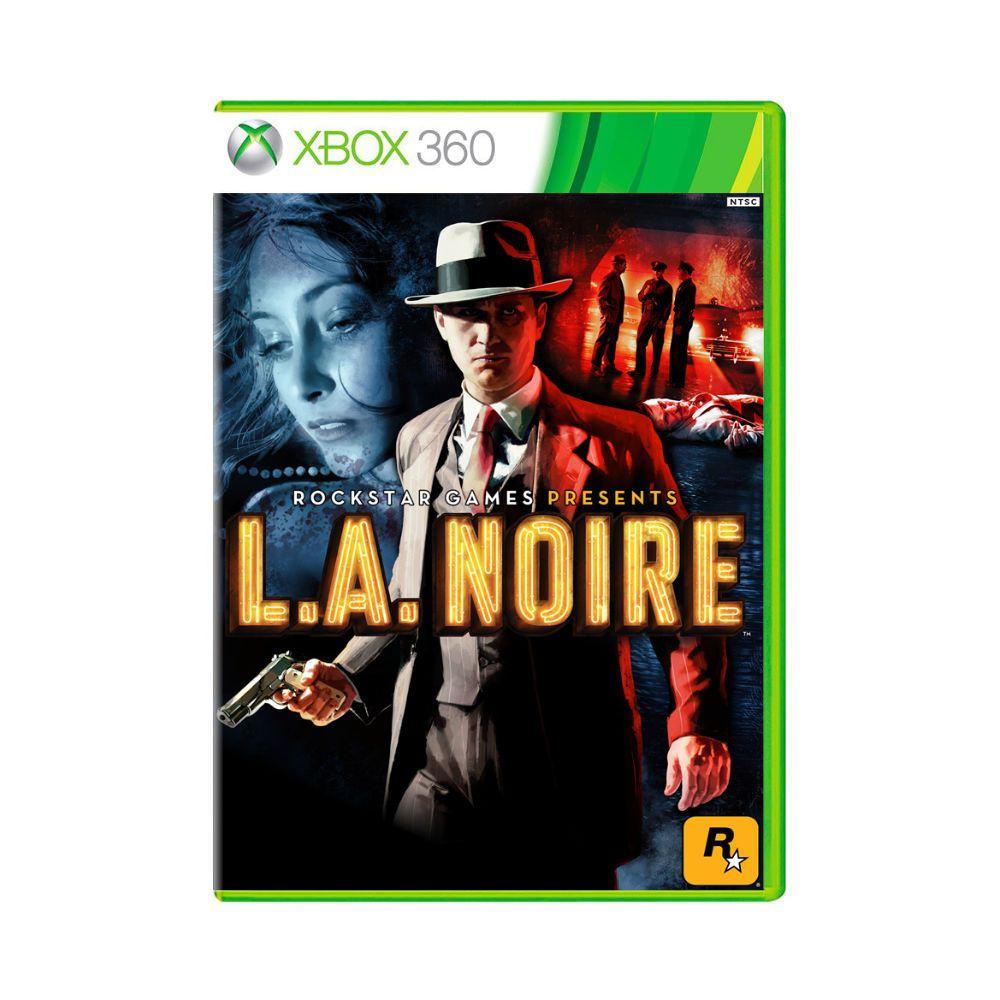 Jogo L.A Noire - Xbox 360