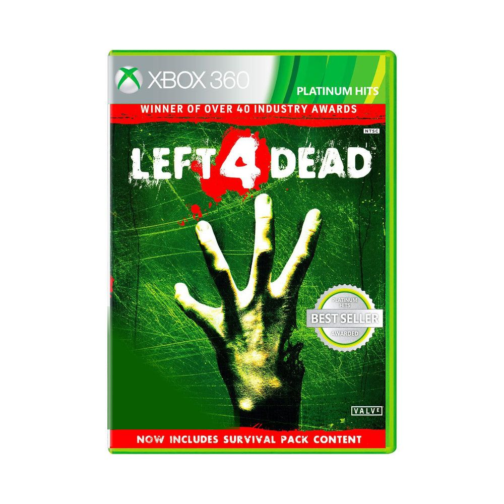 Jogo Left 4 Dead Game of The Year Edition - Xbox 360