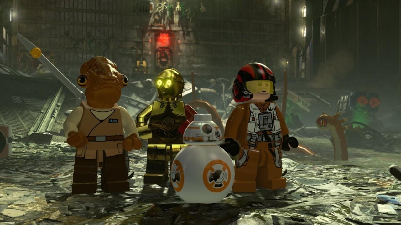 Jogo LEGO Batman 3 Beyond Gotham PlayStation Hits - PS4
