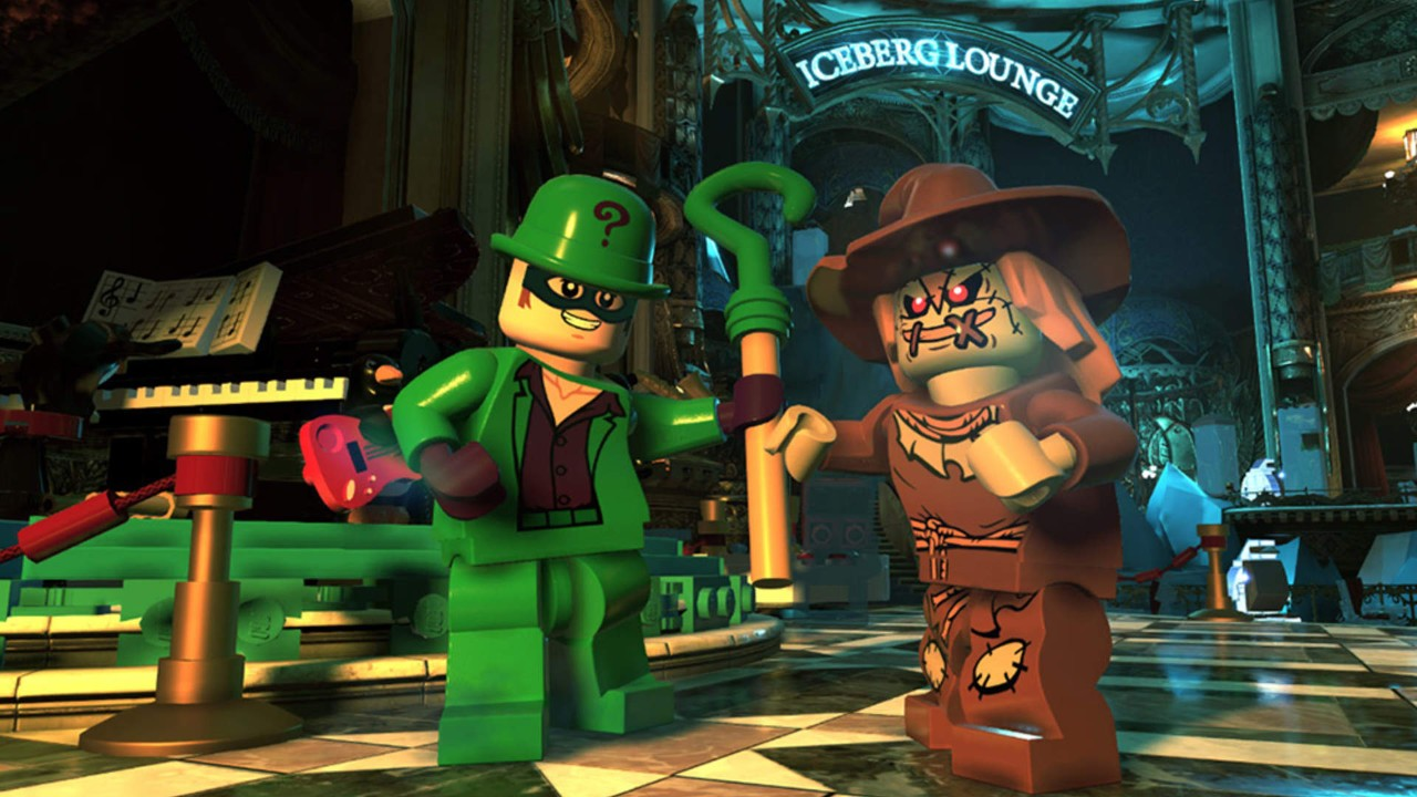 Jogo LEGO DC Super Vilões - Xbox One