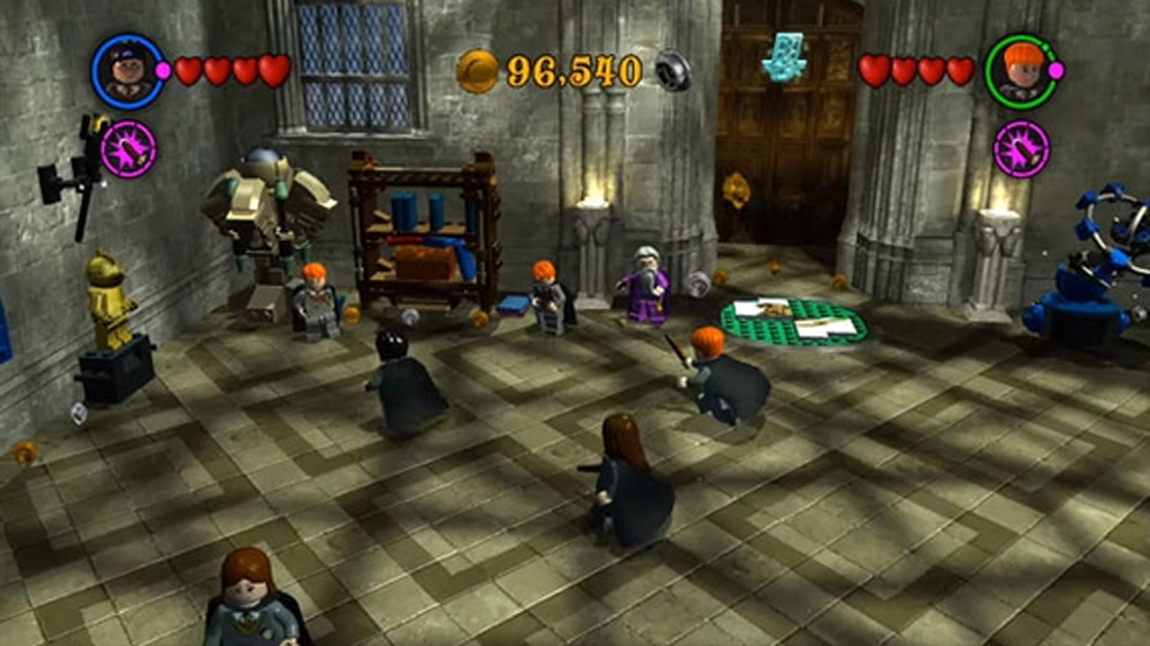Jogo LEGO Harry Potter: Years 1-4 Platinum Hits - Xbox 360