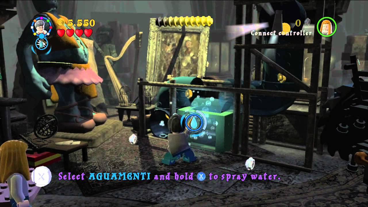 Jogo LEGO Harry Potter Years 5-7 - PS3