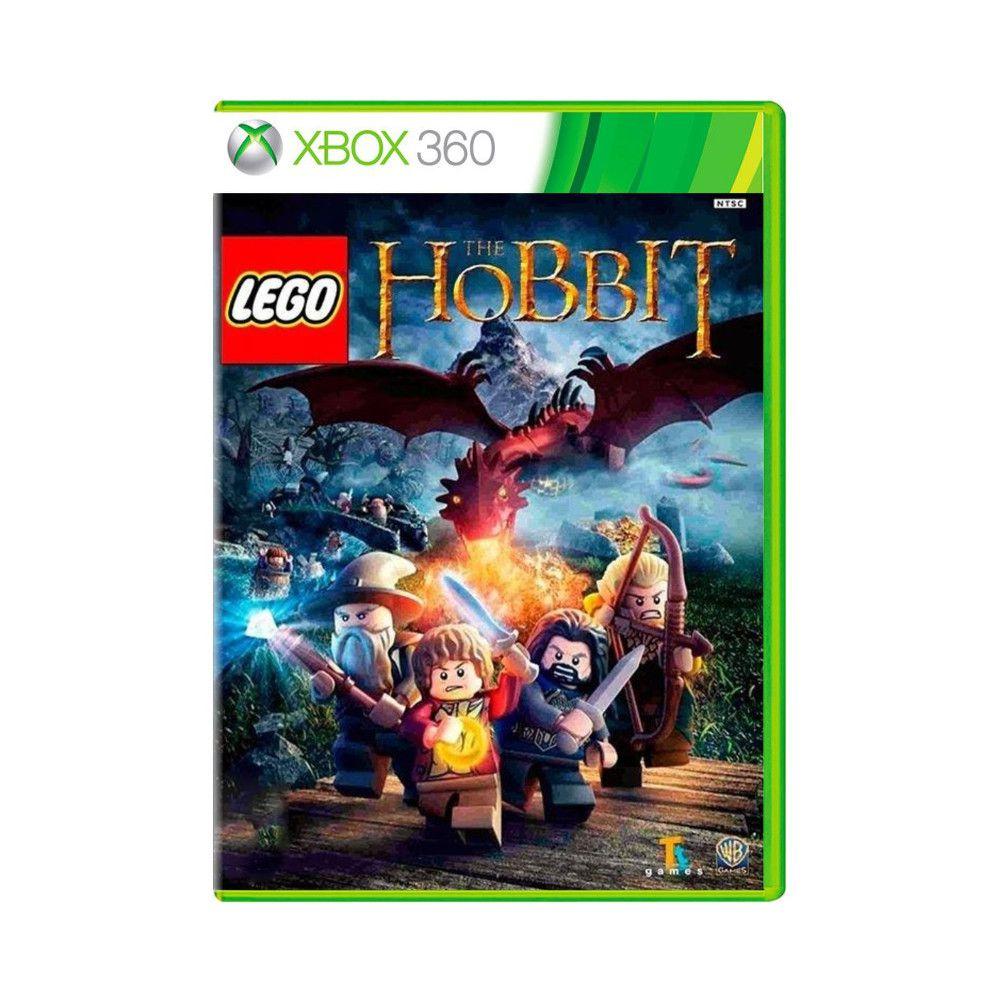 Jogo LEGO Hobbit - Xbox 360