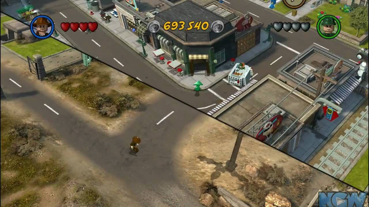 Jogo LEGO Indiana Jones 2 - Xbox 360