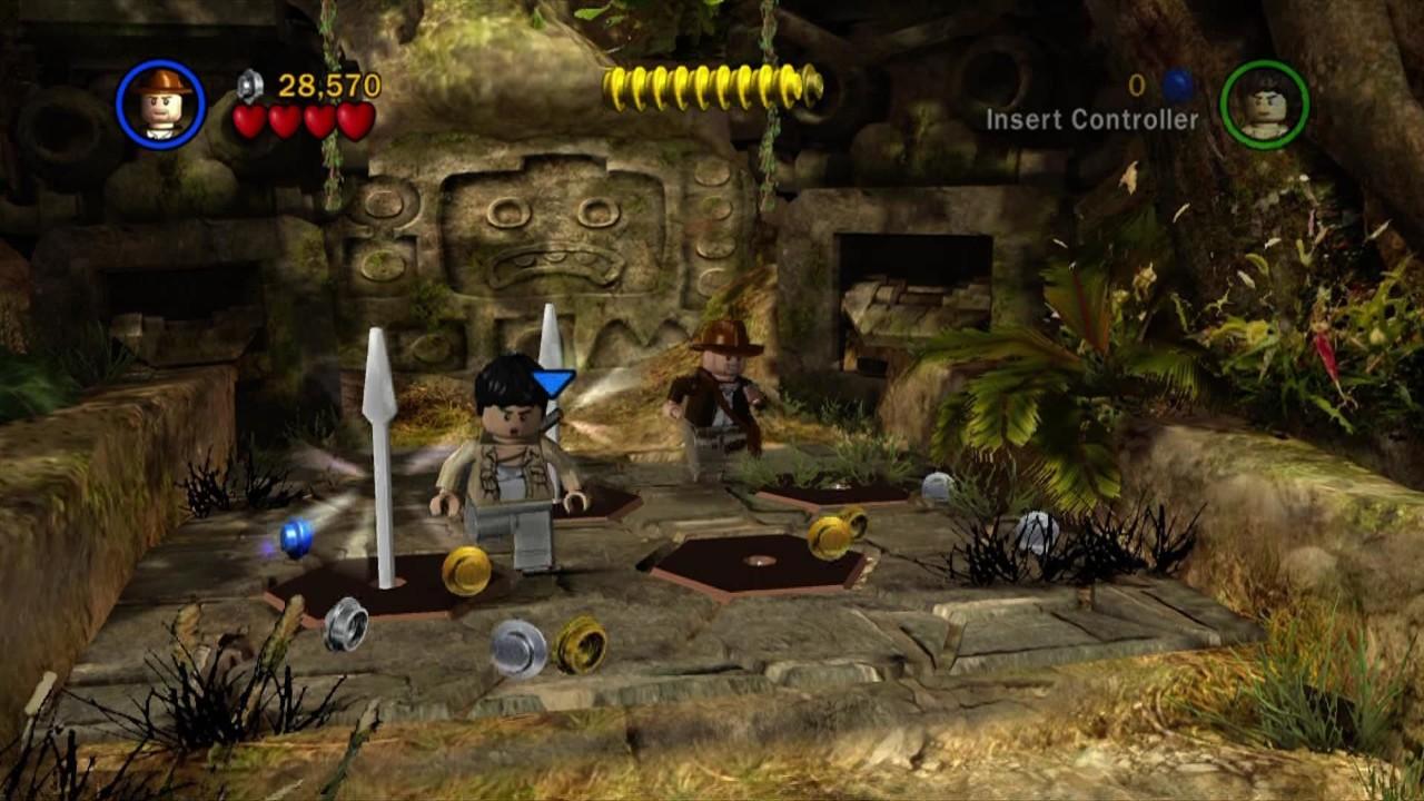 Jogo LEGO Indiana Jones The Original Adventures Platinum Hits - Xbox 360