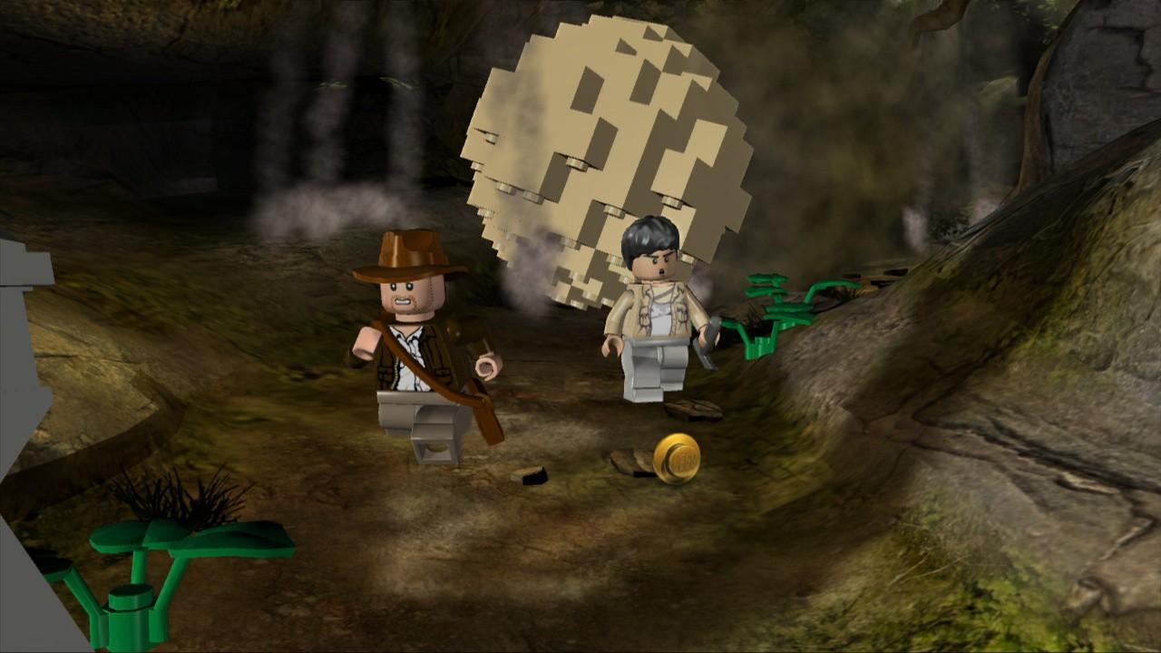 Jogo LEGO Indiana Jones The Original Adventures - PS3