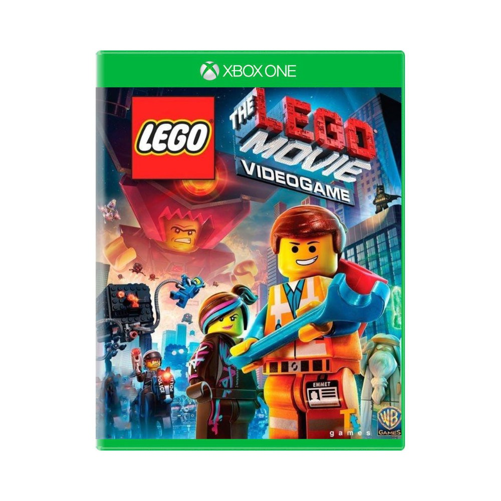Jogo LEGO Movie Video Game - Xbox One