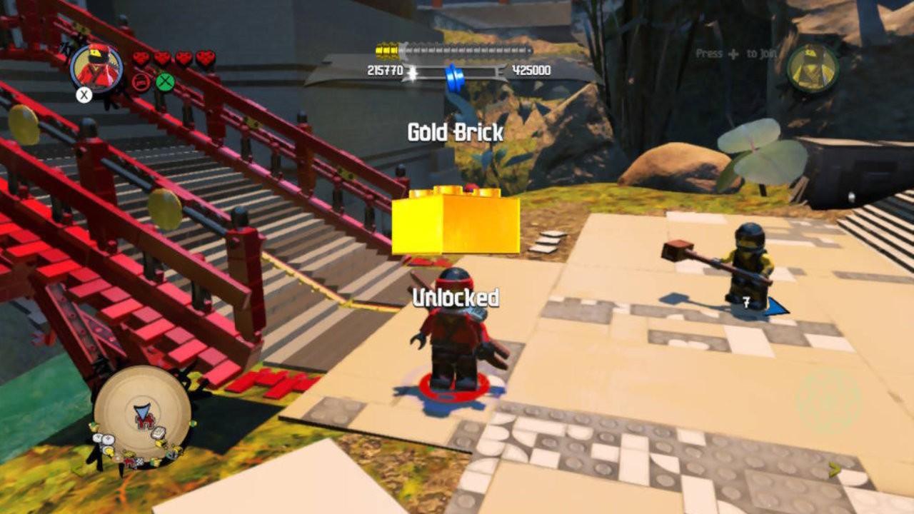Jogo LEGO Ninjago: O Filme The Videogame - Xbox One