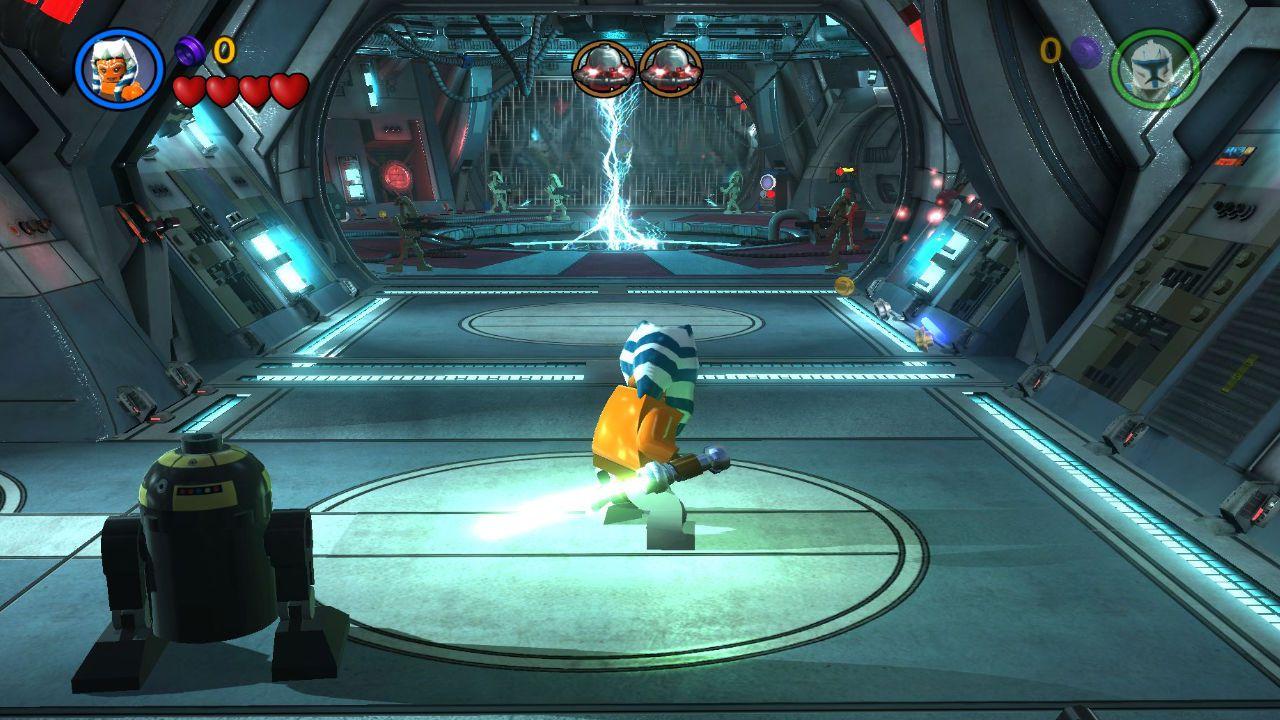Jogo LEGO Star Wars 3 Clone Wars Platinium Hits - Xbox 360