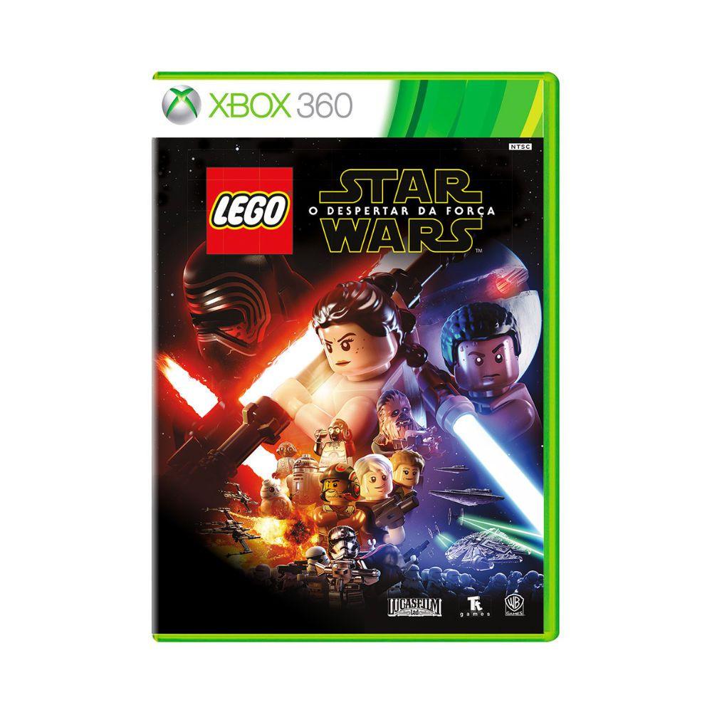 Jogo LEGO Star Wars Despertar da Força - Xbox 360