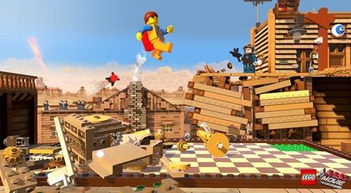 Jogo LEGO The Lego Movie Video Game - PS3
