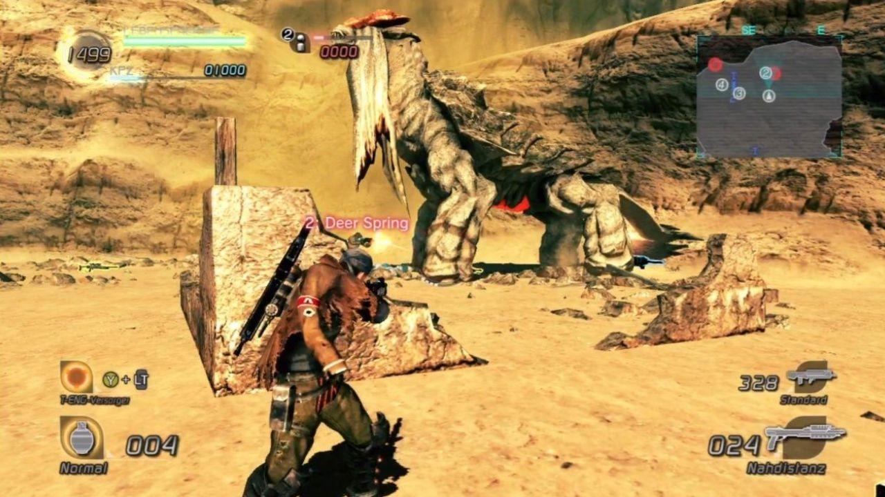Jogo Lost Planet 2 - Xbox 360 - EUROPEU