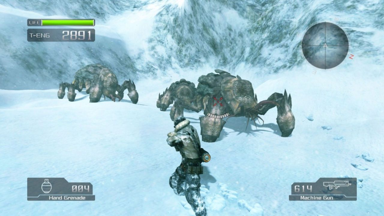 Jogo Lost Planet: Extreme Condition Platinium Hits - Xbox 360