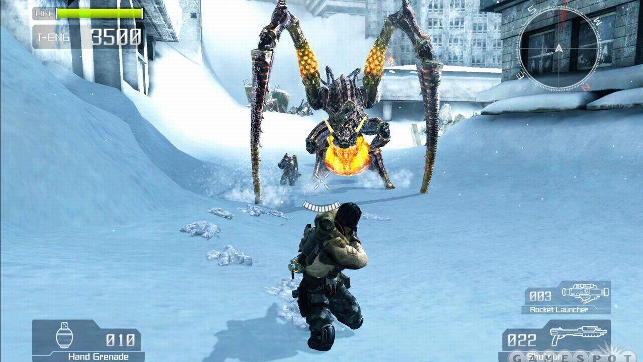 Jogo Lost Planet: Extreme Condition Platinium Hits - Xbox 360