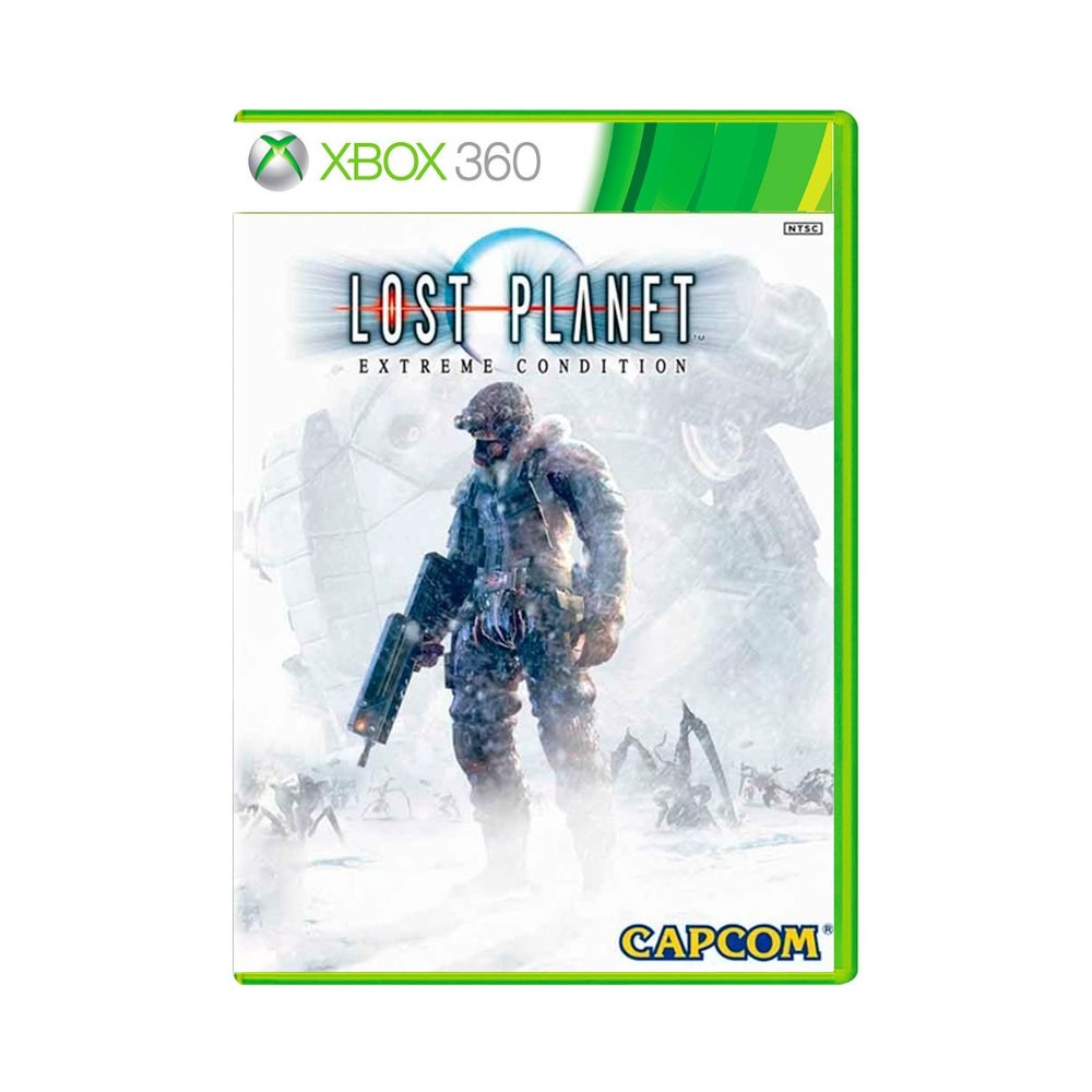 Jogo Lost Planet Extreme Condition - Xbox 360