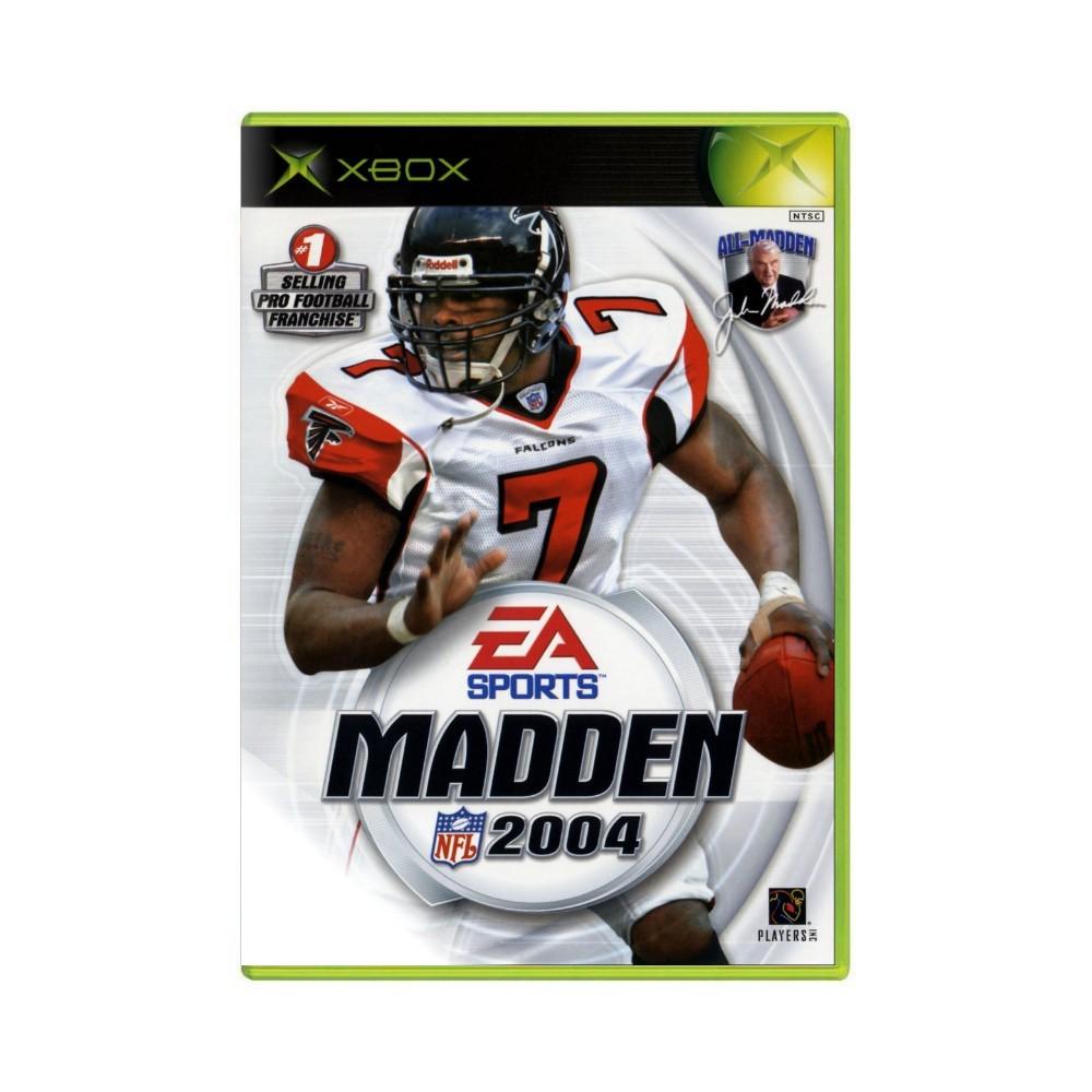 Jogo Madden 2004 - Xbox Clássico