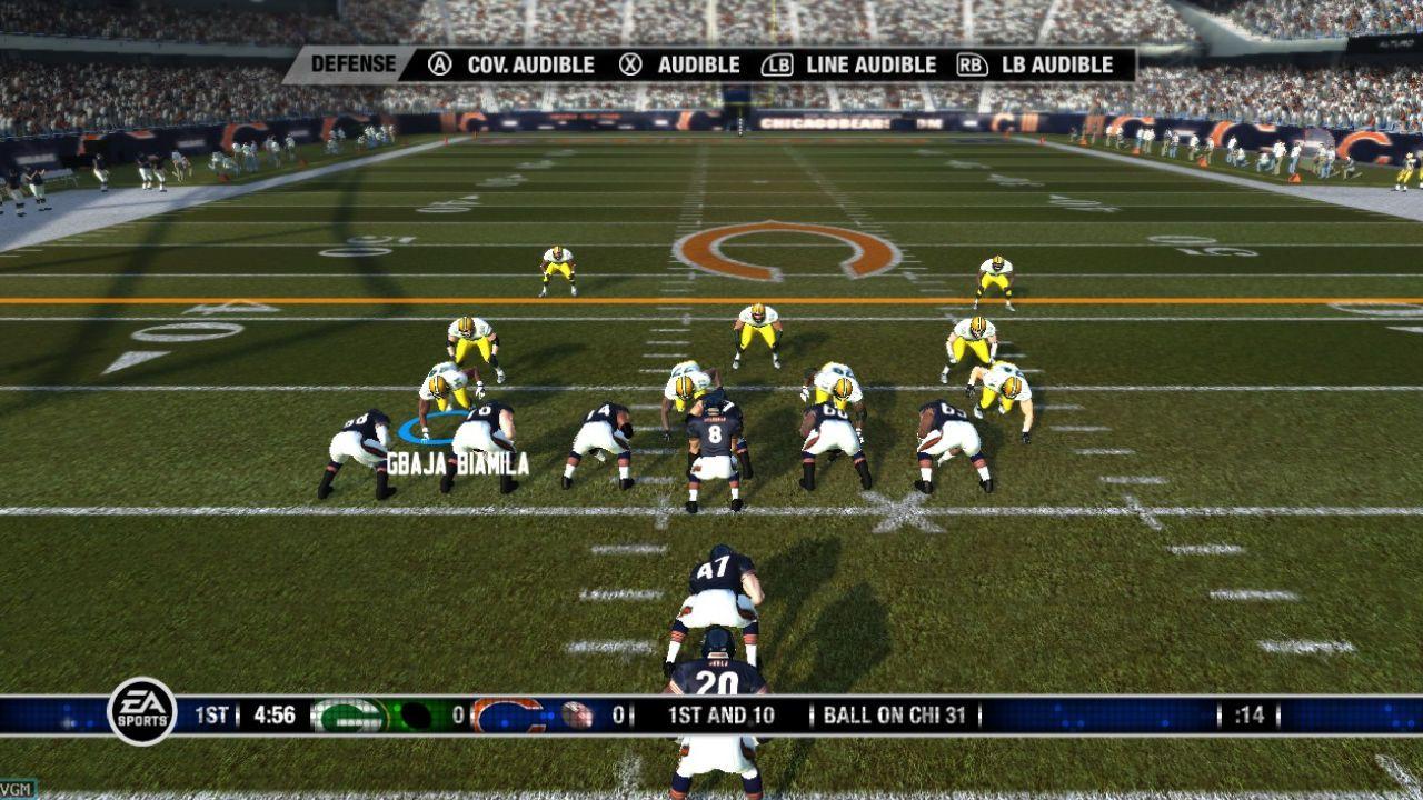 Jogo Madden NFL 07 - Xbox 360