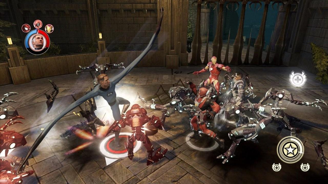 Jogo Marvel Ultimate Alliance 2 - PS3