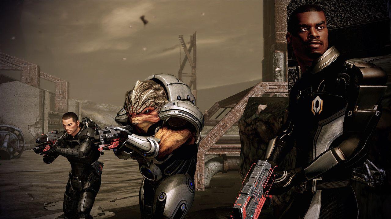 Jogo Mass Effect 2 - Xbox 360