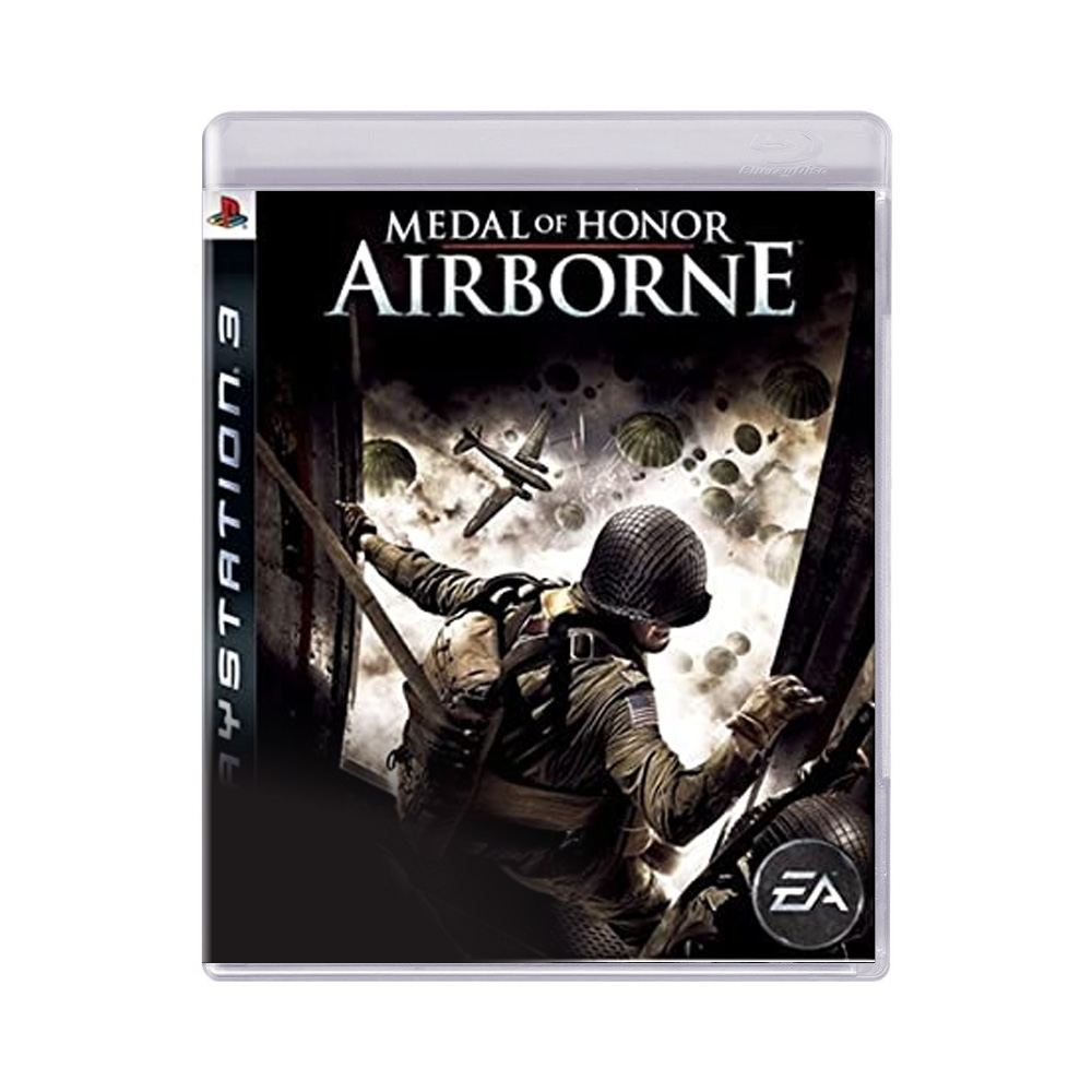 Jogo Medal of Honor: Airborne - PS3