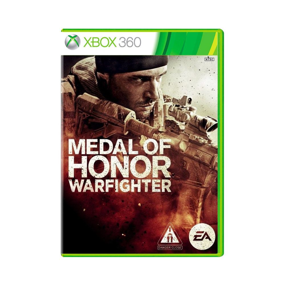 Jogo Medal of Honor: Warfighter - Xbox 360