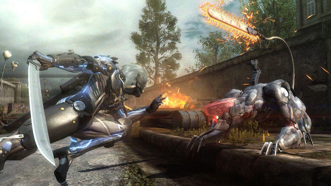 Jogo Metal Gear Rising Revengeance - PS3