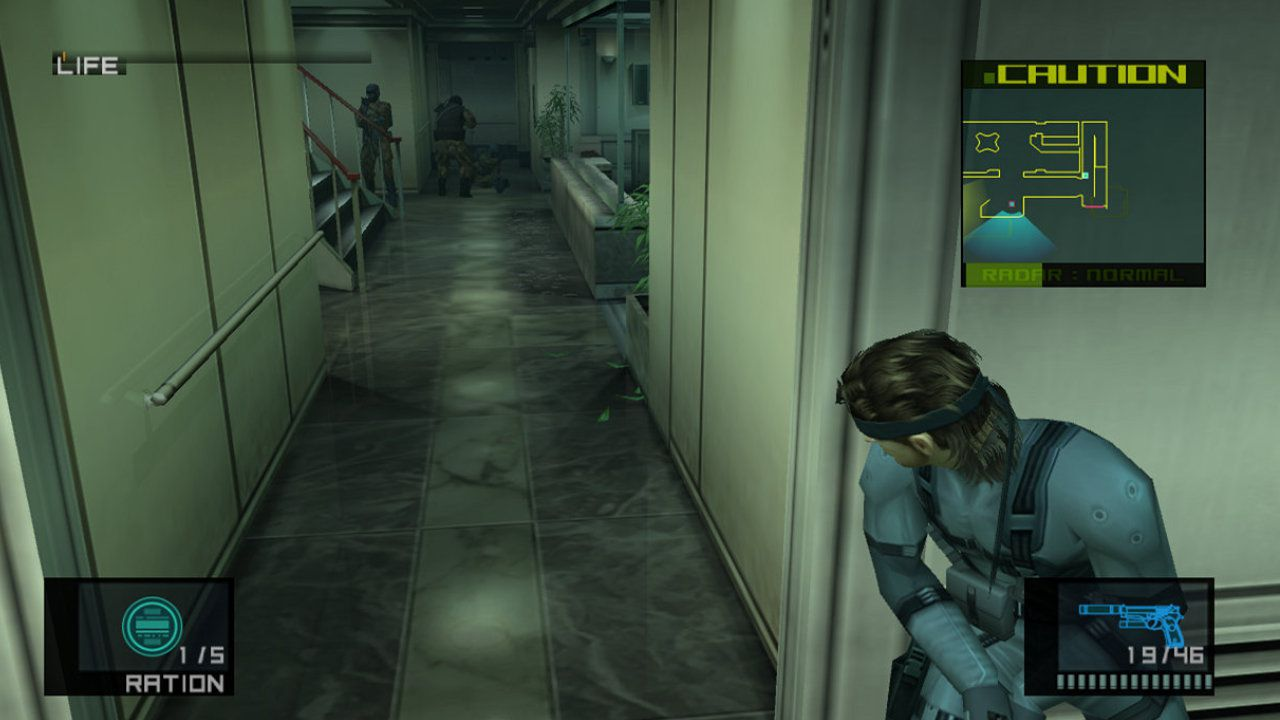 Jogo Metal Gear Solid The Legacy Collection - PS3
