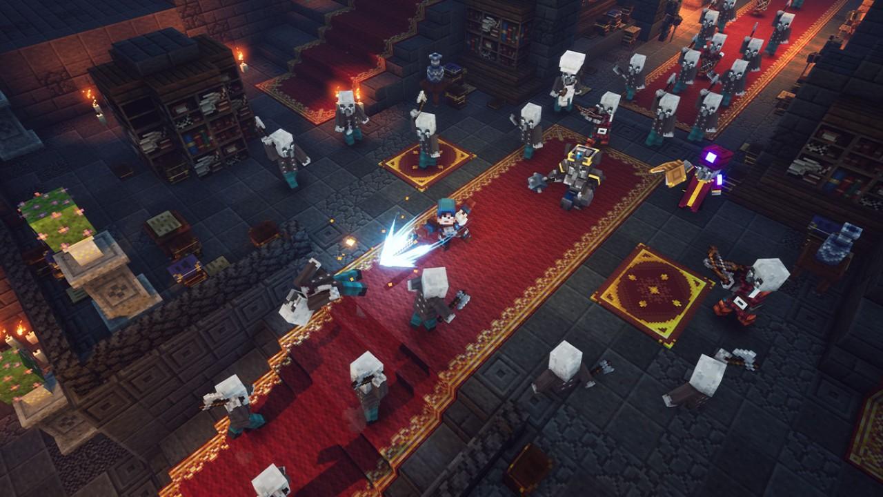Jogo Minecraft Dungeons - Xbox One