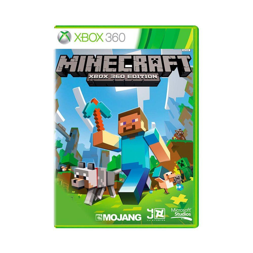 Jogo Minecraft - Xbox 8 - Dino Games - A loja Geek que mais